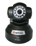 Интернет камера Apexis,  модел APM-H804-POE, с IR CUT