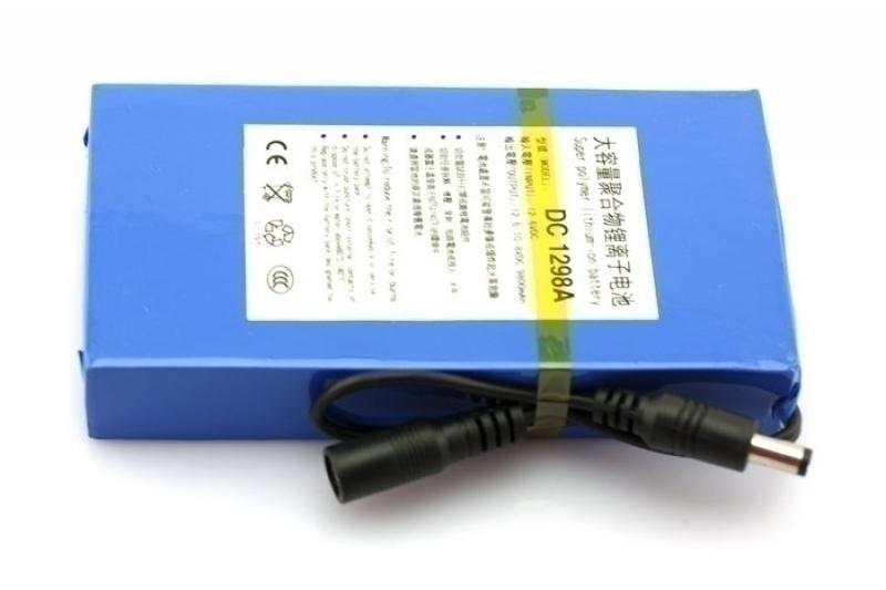 9800mAh Li-ion батерия