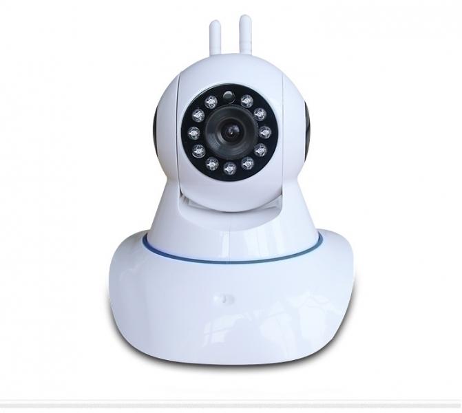 IP камера за видеонаблюдение, 720р, модел IPC-T8610