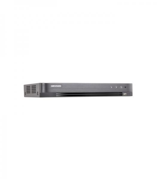 HIKVISION пентабриден DS-7208HQHI-K1 HD Turbo DVR/ 08 канален професионален цифров видеорекордер . Поддържа HD-TVI/AHD/CVI камери до 3 MPX